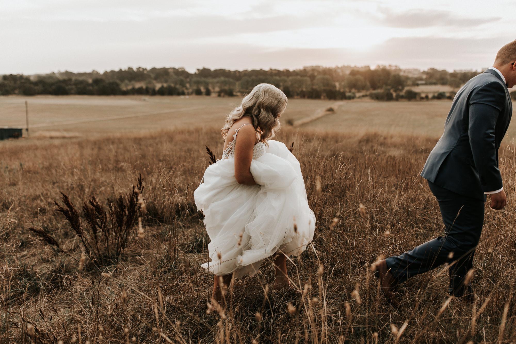Souther Highlands wedding makeup
