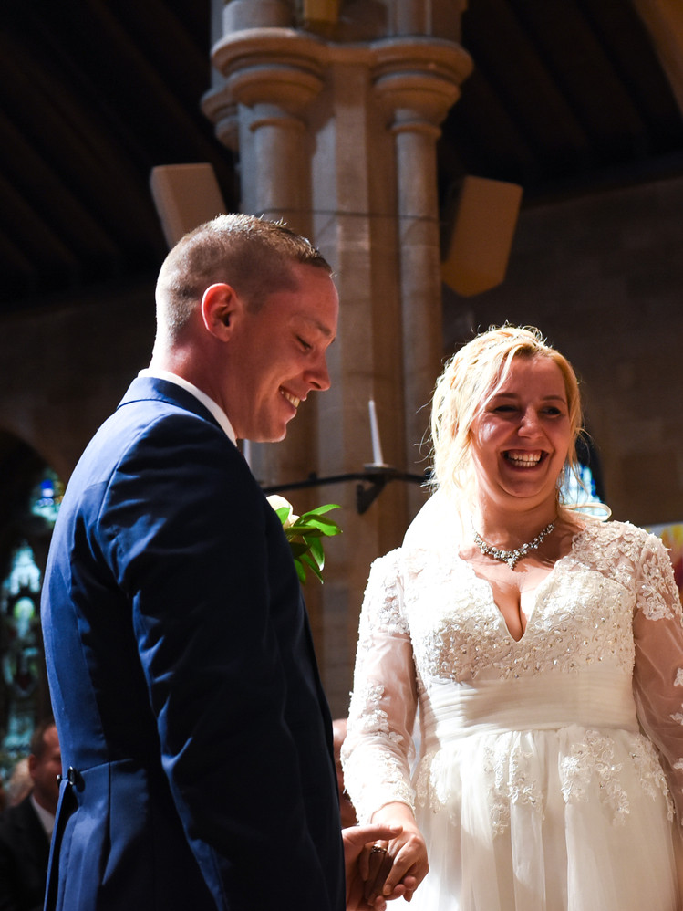 Mr and Mrs Woolford