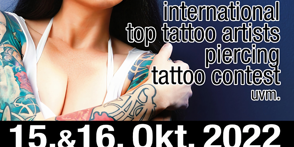 Tattoo Weekend Oberschützen 2022