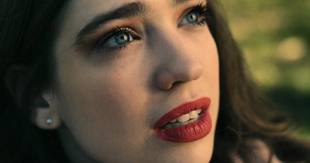 """The role of Lena in the short film """"Heathens"""" by Carlos Garcia."""