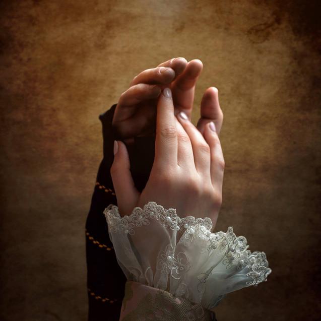 "Promo shot for ""Shakespeare in Love""."
