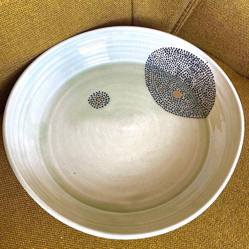 Two Dots Serving Platter