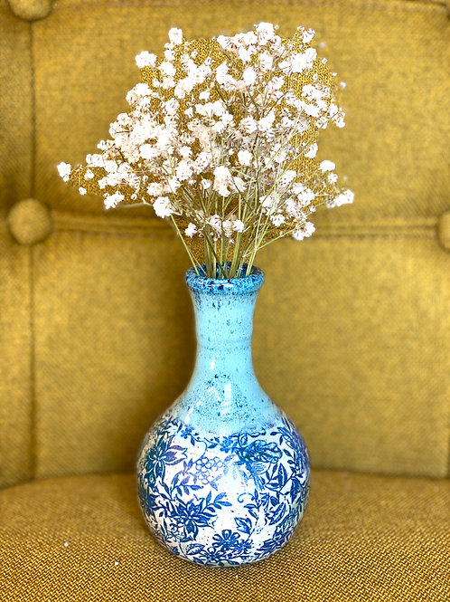Got the Blues Bud Vase