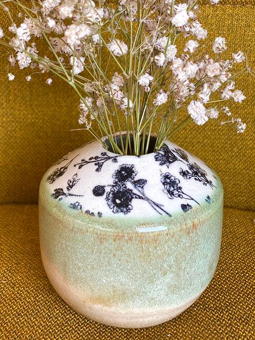 Wheat Bud Vase