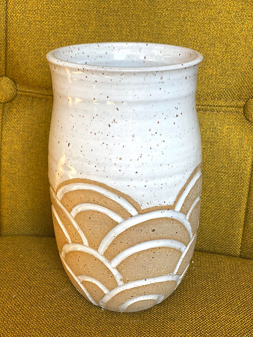 Sandy Hills Vase