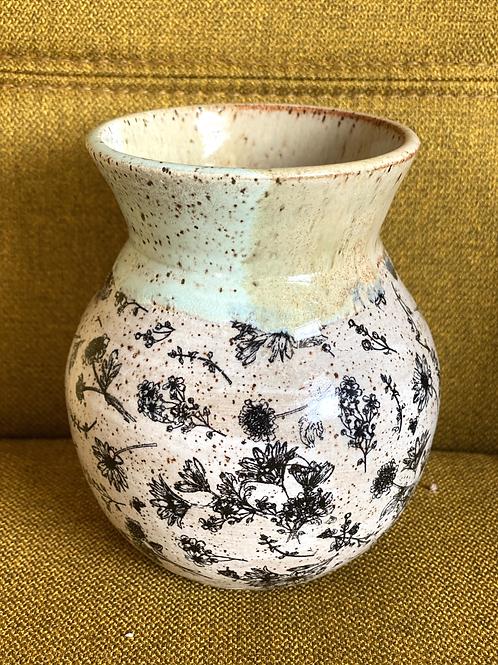 Irene's Wildflower Meadow Vase
