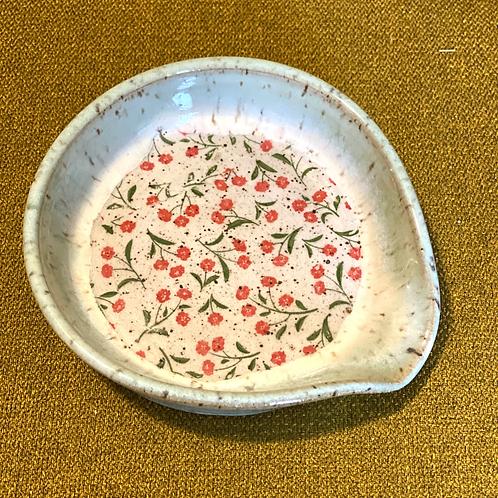 Little Anemones Spoon Rest