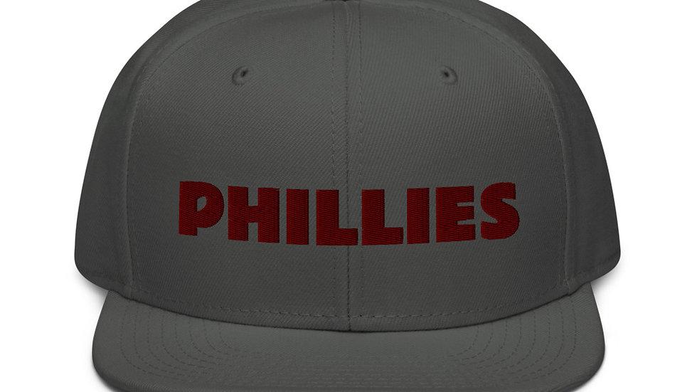 Phillies Snapback Hat