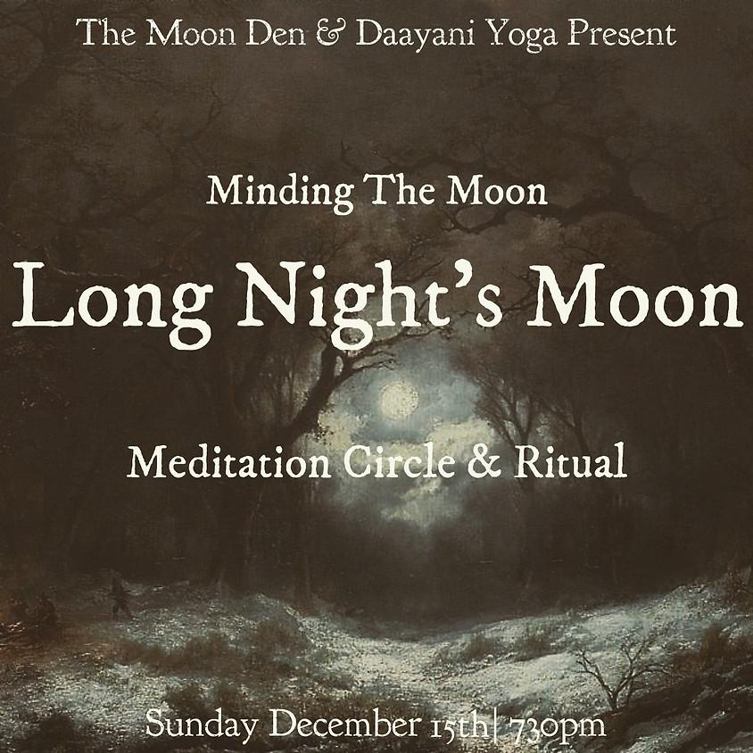 Full Moon Meditation 12.15