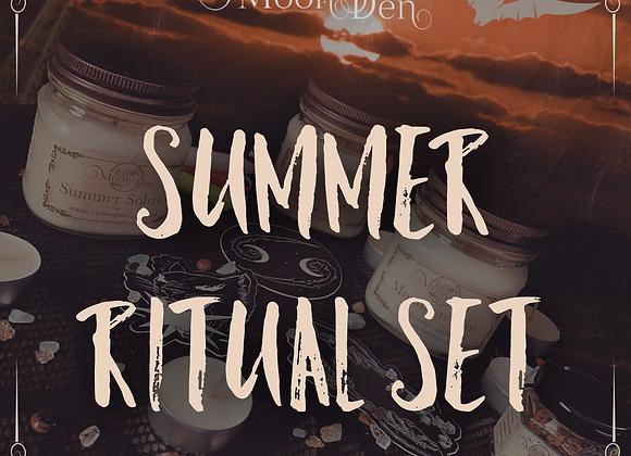 Summer Ritual Set