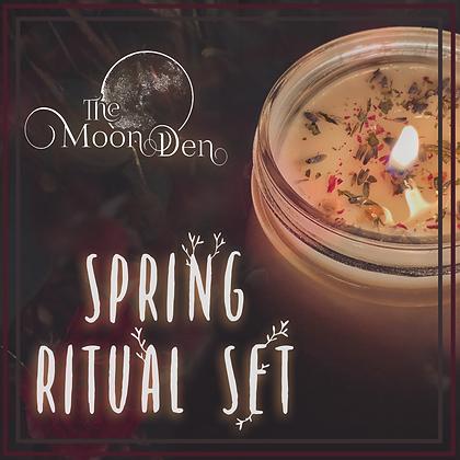 Spring Ritual Set