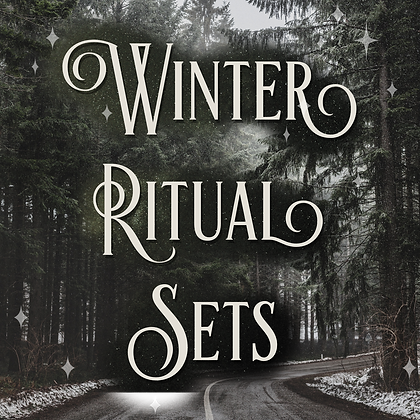 Winter Ritual Sets