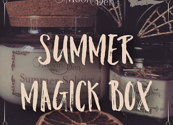 Summer Magick Box