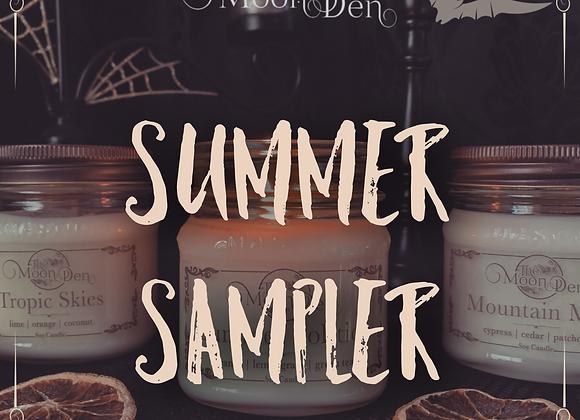 Summer Sampler Set