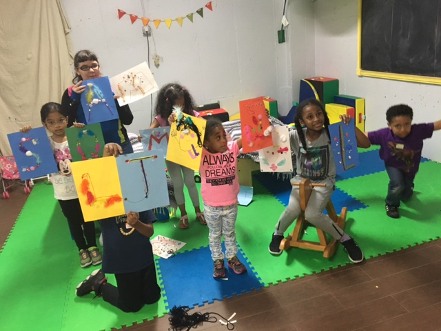 Kí-netics Art kids art classes