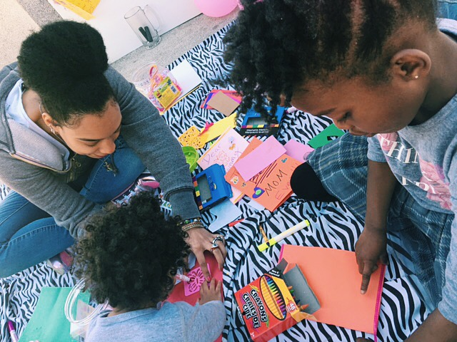 Kí-netics Art pop up and playdate