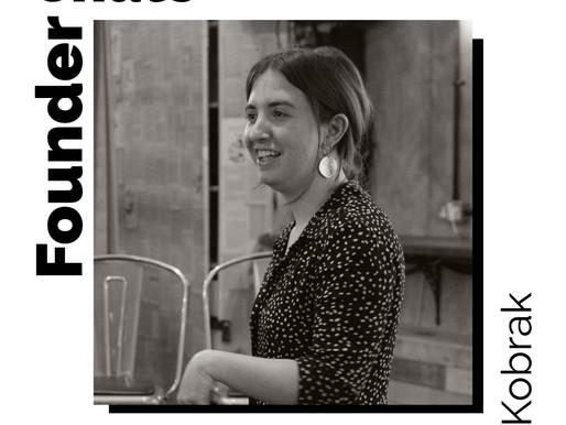 Caitlin Kobrak - Founder Chats