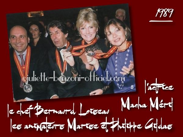 B. Loiseau, les Gildas, M. Meril