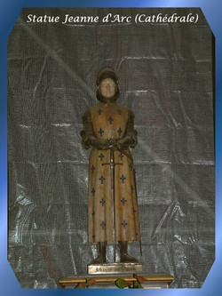 Statue de Jeanne d'Arc
