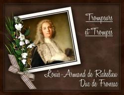 12.duc de richelieu