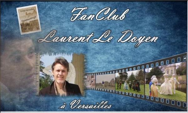 Le fan club de Laurent Le Doyen