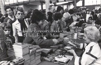 Un saloin du livre - 1978