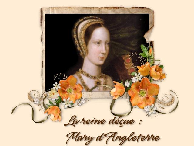 16.Mary d'angleterre