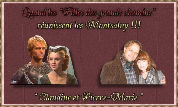Pierre-Marie et Claudine