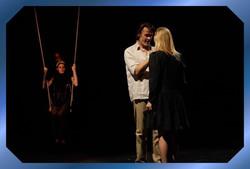 Les 3 rôles de la pièce