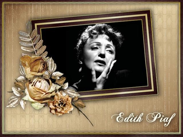 18.Piaf