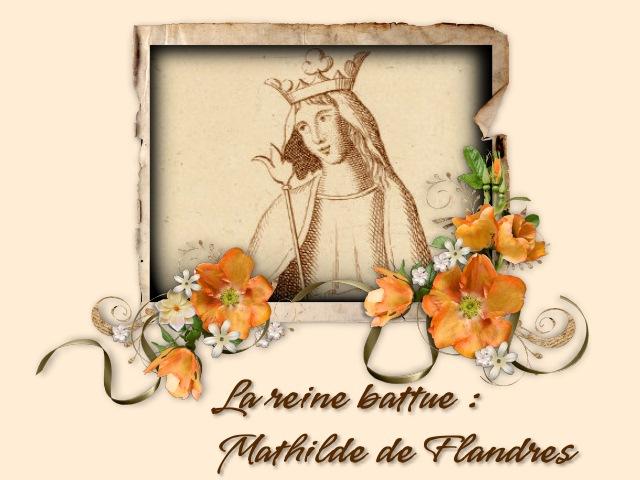 08.Mathilde de Flandres