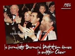 Le couple Pivot, César