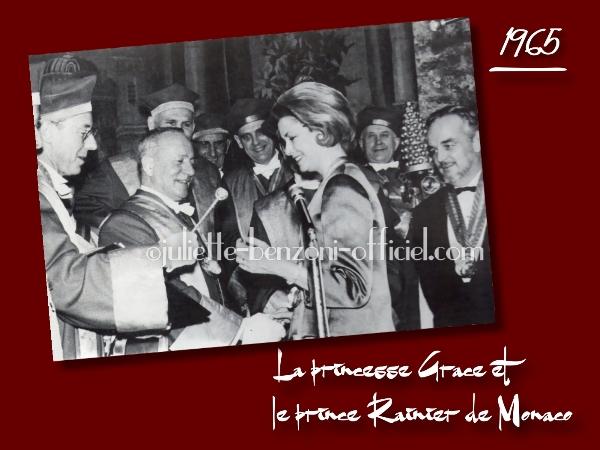 Le couple princier de Monaco