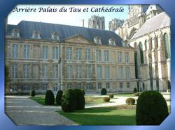 Le palais du Tau