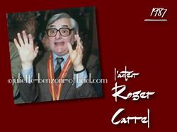 Roger Carrel