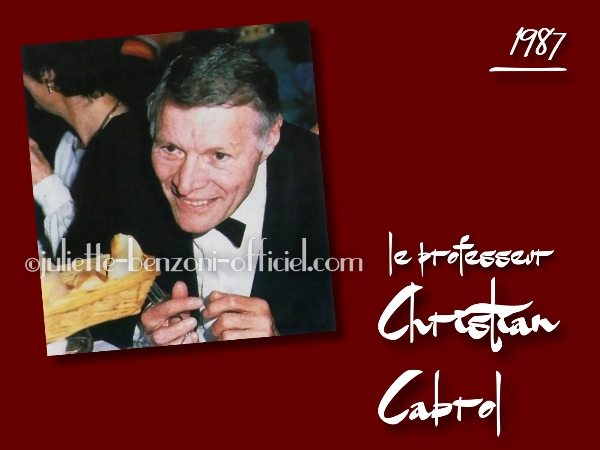 Christian Cabrol
