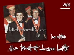Alain Proust, Jacques Lafitte