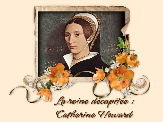 17.Catherine Howard