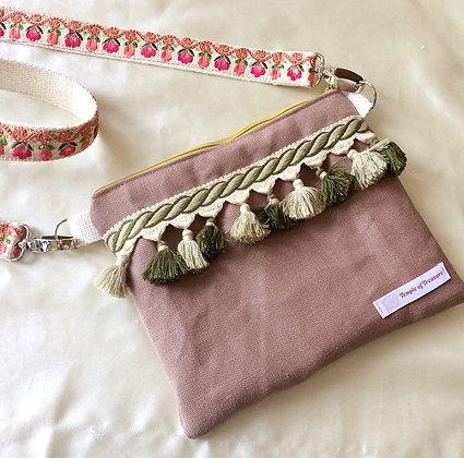 Lavender + strap