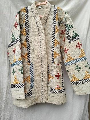 PRE-ORDER 'Fabric of belonging' jacket