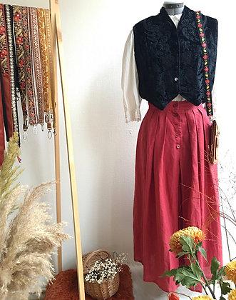 Linnen skirt (size 44)