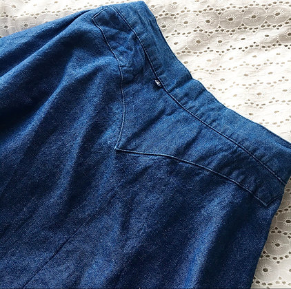 Western prairie skirt (xs/s)