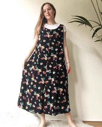 90s maxi gown M/L
