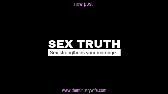Sex Strengthens Your Marriage