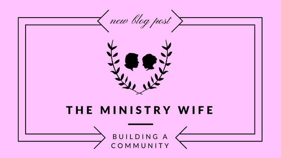 The Ministry Wife
