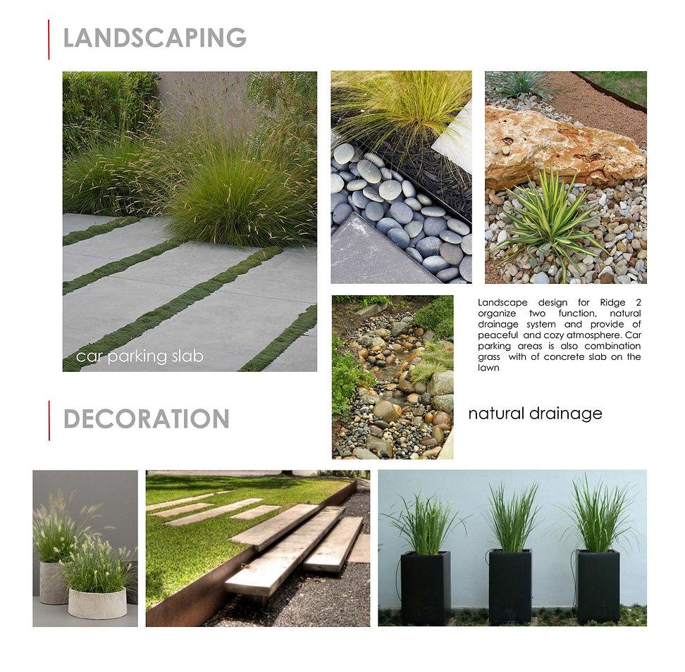 Landscape and Decoration
