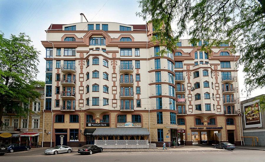 Apartment Houses & Business Center «Pokrovskiy»