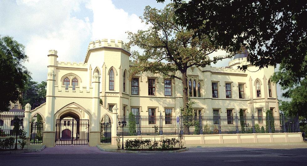 """Shahskij Palace"" MTB Bank Headquarter"