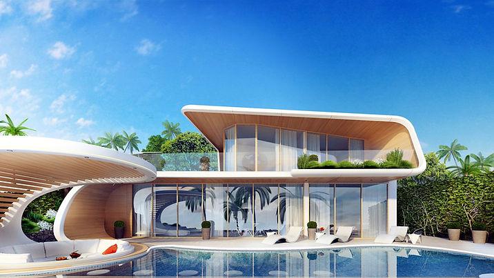 Luxury 3bedroom villa