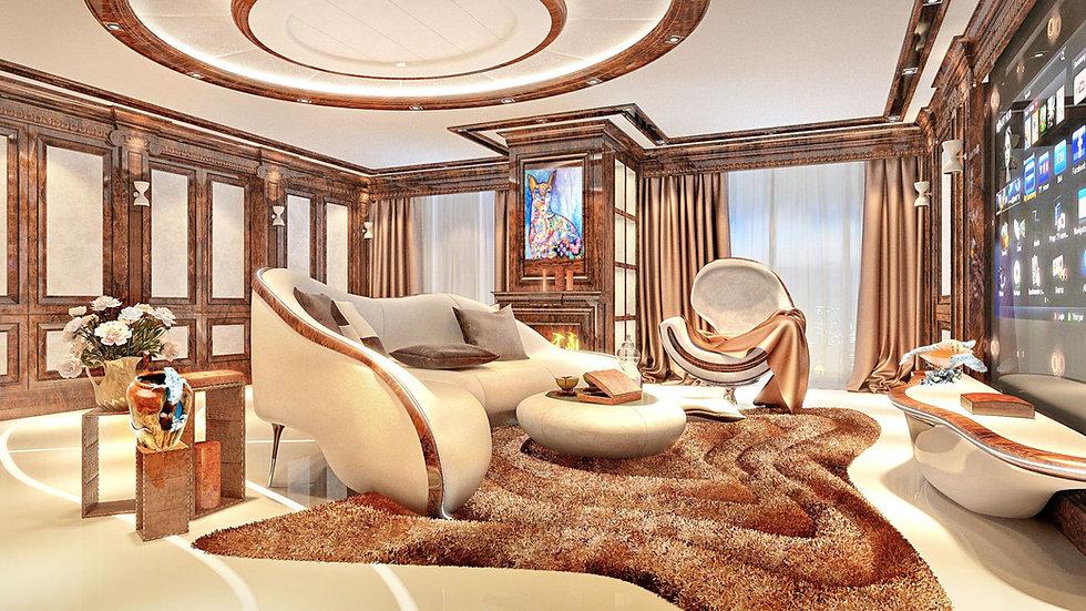 Luxury apartment Shanghai